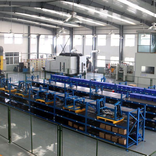 Titan parts Manufactoring 1