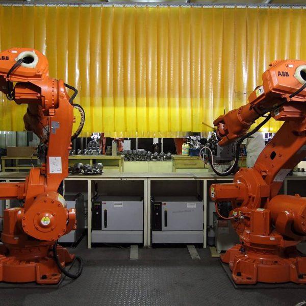 Titan parts Manufactoring 3